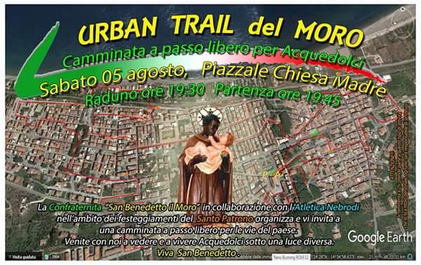 Urban Trail del Moro